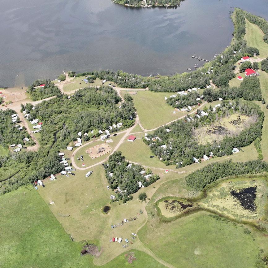 Martins Lake Saskatchewan Regional Parks