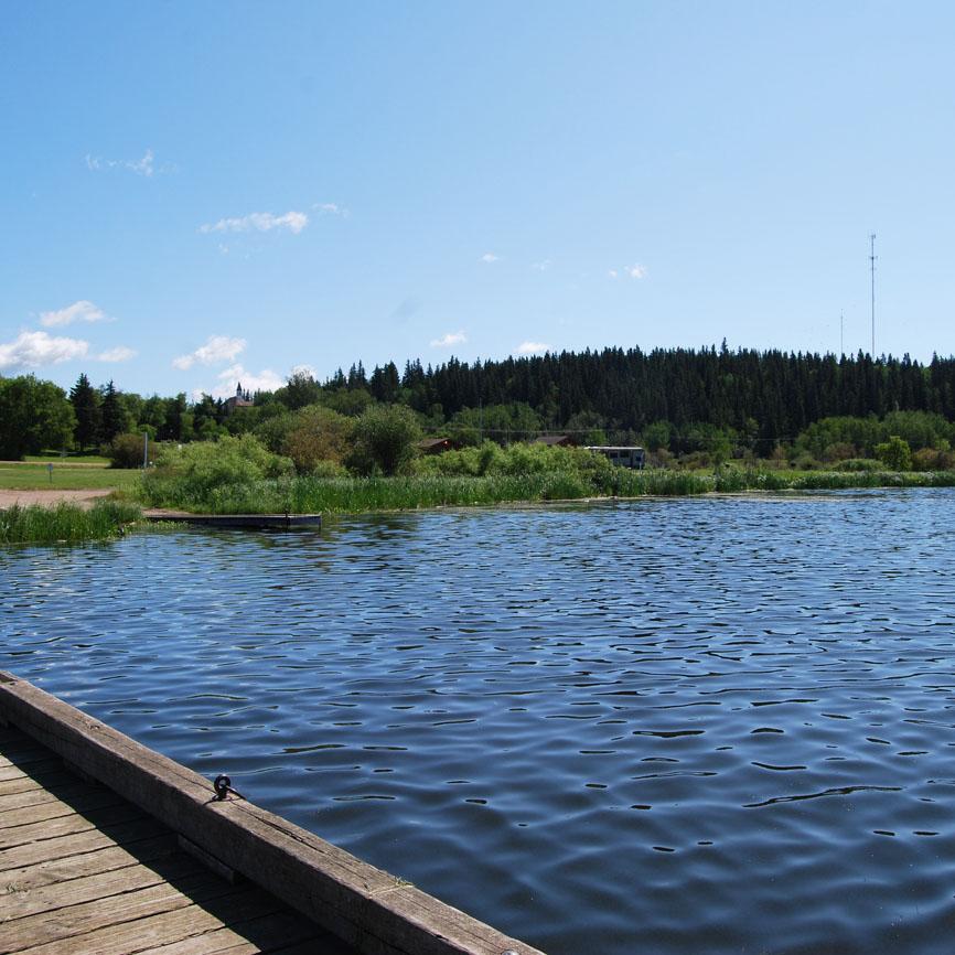 Big River Saskatchewan Regional Parks - Big river