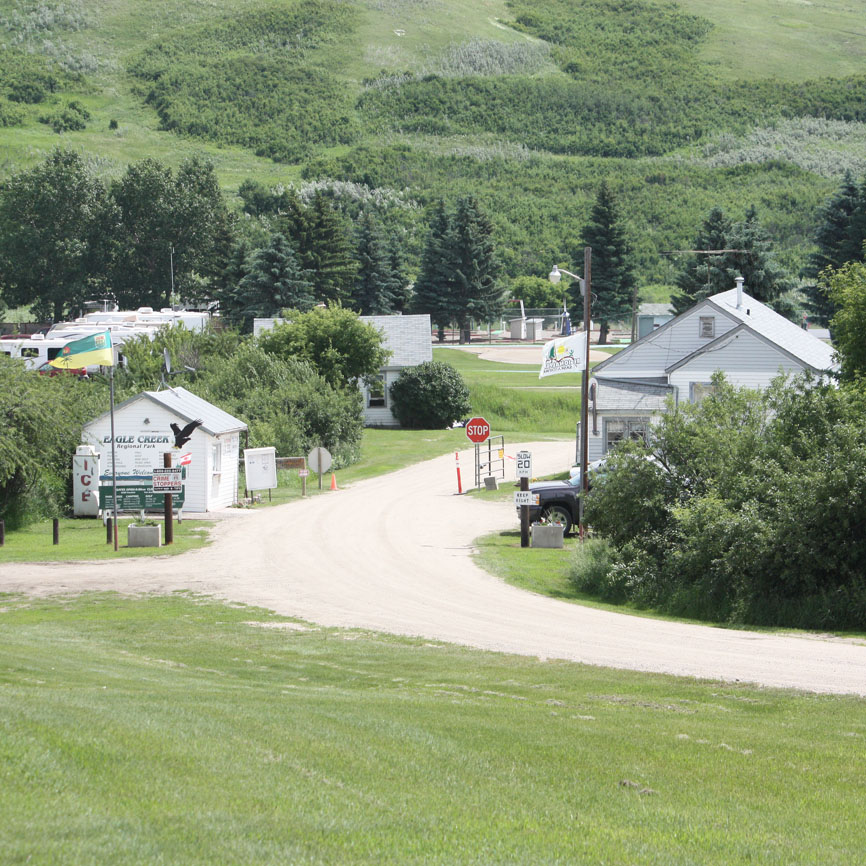 Eagle Creek – Saskatchewan Regional Parks