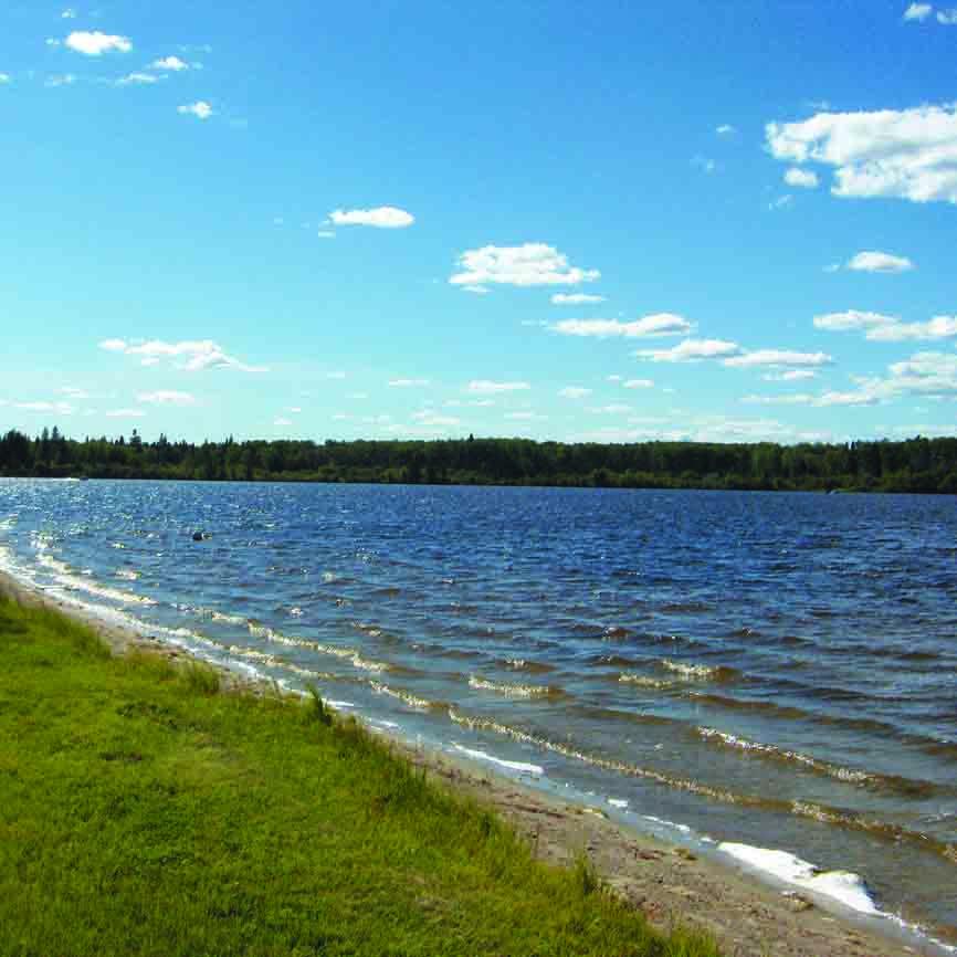 Hudson Bay Saskatchewan Regional Parks