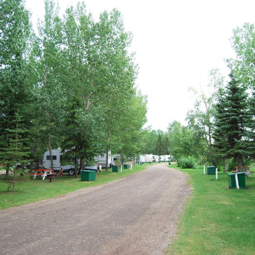 Sandy Beach: Saskatchewan Regional Parks